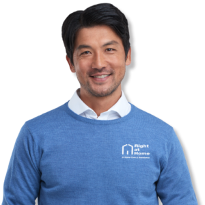 Right at Home Franchisee Hero - Hispanic Male