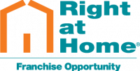 Right at Home Franchise Opportunity Logo